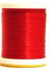 UTC 140 09 tělíčková nit lesklá červená