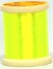 H 03 Tělíčková nit - hedvábí (nylon) žlutá