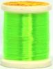 H 05 Tělíčková nit - hedvábí (nylon) zelená