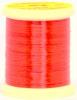 H 06 Tělíčková nit - hedvábí (nylon) ohňově oranžová