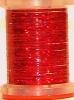 HL 02 Hlografická lameta červená