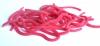 SQW 02 Squirmy wormy vínově červené