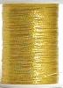 KN 01 kroužkovací nit zlatá